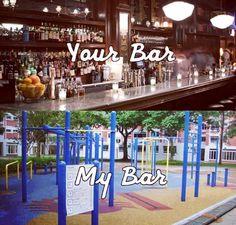 I still prefer my bars ;)