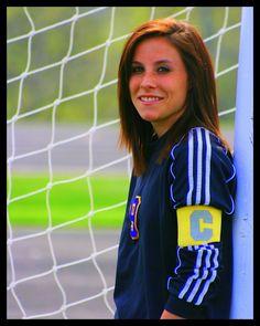 Senior Soccer Pictures Session: Highlights