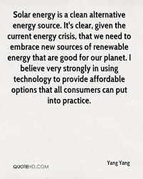 Solar is a clean energy source. Clean Energy Sources, Alternative Energy Sources, Solar Energy, Solar Power, Renewable Energy Companies, Energy Crisis, News Source, Powerful Quotes, Our Planet