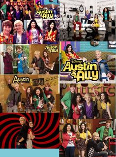 Austin & Ally. (: Would you ship Raura?Answer in the comments! Love to hear your opinoins!