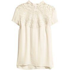 H&M Chiffon blouse