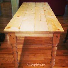 Artsy VaVa: My Farmhouse Table