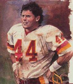 John Riggins Super Bowl Print 12x16 Le Art Corning   eBay