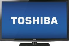 """Toshiba - 50"""" Class - LED - 1080p - 60Hz - HDTV in November 22, 2012 from Best Buy on shop.CatalogSpree.com, my personal digital mall."""