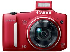 #Canon announces PowerShot SX500 IS, SX160 IS superzoom cameras ahead of Photokina