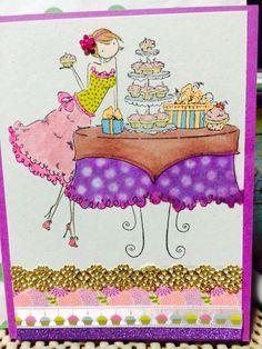 Bella's cupcakes by Gina