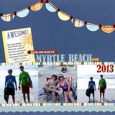 Myrtle Beach - Scrapbook.com