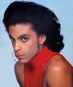 Prince being cheeky during the 1988 Lovesexy era album photo sessions…