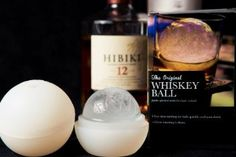 The Original Whiskey Ball - 2 pack of Ice Ball Moulds