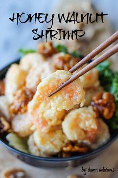 Honey Walnut Shrimp | 7 Quick Dinners To Make This Week
