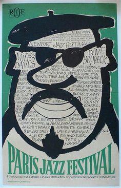 Paris Jazz Festival 1964 -Miles Davis, Dave Brubeck, Herbie Hancock, Roland Kirk, Coleman Hawkins, Sonny Stitt, Kenny Clark, Sam Rivers, J.J. Johnson, Ron Carter, Thad Jones, Tony Williams, Paul Desmond