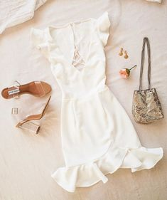 Order now and get your Labor Day weekend outfit in time to partay! Girly Outfits, Teen Fashion Outfits, Classy Outfits, Look Fashion, Pretty Outfits, Pretty Dresses, Stylish Outfits, Fashion Dresses, Work Outfits