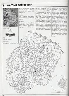 Decorative Crochet Magazines 62 - Gitte Andersen - Picasa Web Albums