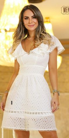 Hints so that you can Develop Your expertise of fashion outfits Cute Dresses, Casual Dresses, Short Dresses, Girls Dresses, Summer Dresses, Dress Skirt, Lace Dress, Dress Up, White Dress