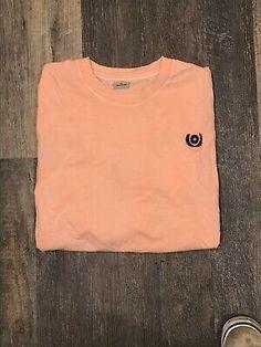 adidas yeezy calabasas long sleeves tee neon orange
