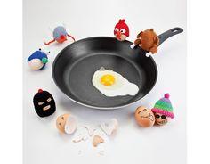 Eierwarmer Hot chicken | Nieuw | festen-leshop