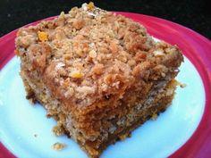 Pumpkin Crumb Cake – YUMMM! | Southern Plate