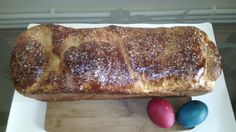 Cozonacul pentru Paste Paste, Bread, Projects, Food, Blue Prints, Breads, Hoods, Meals, Bakeries