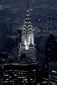 Chrysler Building (New York) -- http://www.flickr.com/photos/obliot/5471450243/in/photostream/