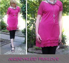 Jerseykleid by #Allerlieblichst
