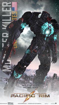 #PacificRIM #Movie #Robot
