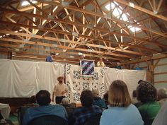 Annual West Kootenai Amish Auction - Rexford, Montana