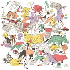 illustration   motograph   森 俊博 Toshihiro Mori