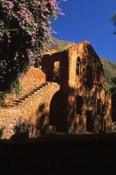 Hacienda San Miguel in Batopilas, Mexico