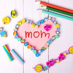 There is nothing better than quality time spent creating with mom! Happy to all the amazing moms today 💝 Mothersday Quotes, Early Learning, Quality Time, Educational Toys, Cute Babies, Parenting, Goals, Mom, Christmas Ornaments