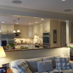 Open Concept Kitchen Living Room Design, Pictures, Remodel, Decor and Ideas - page 2