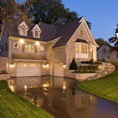 Cottage Exterior - traditional - exterior - minneapolis - Stonewood, LLC
