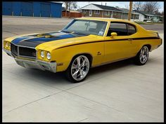 1971 Buick GS Stage 1 Hardtop  455/370 HP, 4-Speed