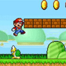 Mario Star Scramble 2 165