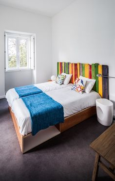 Moonhill Hostel Hostel, Design Projects, Interior Design, Bed, Furniture, Home Decor, Design Interiors, Home Interior Design, Stream Bed