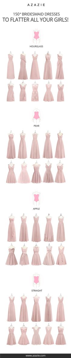 Bridesmaid dresses. Opt for a most suitable bridesmaid dress for your wedding ceremony. You should take into account the dresses which will flatter your bridesmaids, simultaneously, match your wedding theme.