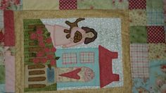 Home Quilts, Blanket, Learning, Rugs, Home Decor, Scrappy Quilts, Farmhouse Rugs, Decoration Home, Room Decor