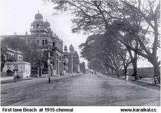 PEOPLE OF INDIA PHOTOS: Old chennai-[madras city and madras state]- photo gallery-Chennai name originated in china-patnam Chennai, Madras City, Old Pictures, Old Photos, Vintage Photographs, Vintage Photos, Krishna, Marina Beach, Native Place
