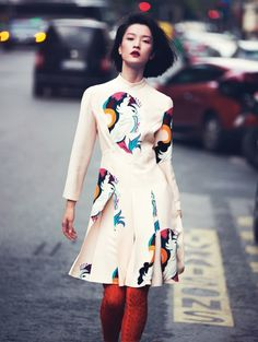 cool  Vogue China Fevereiro 2014 | Du Juan por David Bellemere  [Editorial]