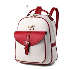 Fashion backpack Lady casual bag Women s bag of Korean style Sale 50%. 03a574be8c4b4