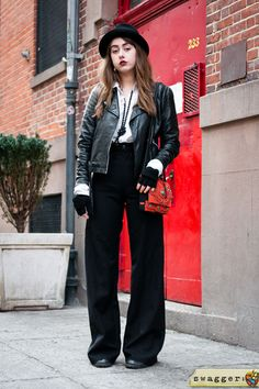 Classic Tomboy with a Rebellious Flair- Click to Meet Kjersti Ekeland