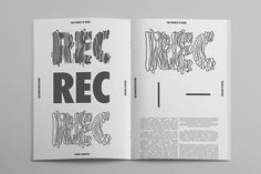 RE4 Fanzine on Behance