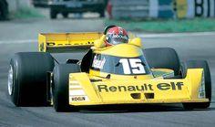 1977 Renault RS01 (Jean Pierre Jabouille)