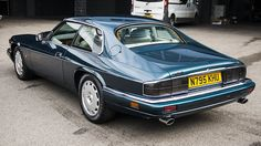 Jaguar XJS 4.0 #Jaguar #Rvinyl Would love my Jag looking new again.