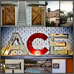 ACE Palm Springs - hip motel renovation with the most comfy beds