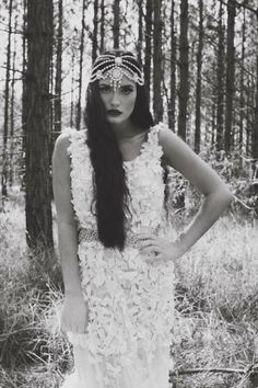 Forest Goddess Editorials - The Huntress by Charley Greenfield Stars an Enchanting Rylee Breen Maver (GALLERY)