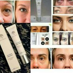 TRU FACE® IDEAL EYES Rapidly reduces the appearance of bags under the eyes while instantly increasing skin radiance. The advanced anti-ageing ingredient also helps firm and smooth skin as it reduces discoloration under the eyes. Message me for details