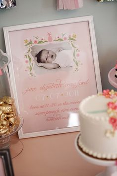 Summer Sip & See Baby Shower! - Kara's Party Ideas - The Place for All Things Party