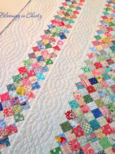 quilted cables walking foot quilting stencil