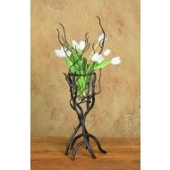 Shop here- $1 of every $5 goes to our charity! Twig Small Vase