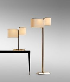 Fendi Casa - Heron lamps